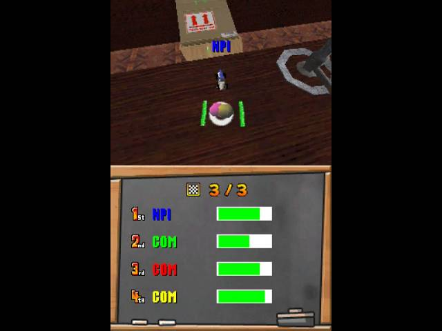 Nintendo DS Longplay [054] Micro Machines V4