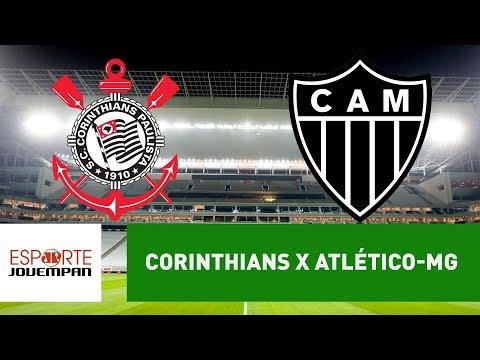 Corinthians 2 x 0 Atlético MG - 26/11/17 - Brasileirão