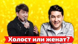 Мог стать медиком и инженером Азамат Мусагалиев от игрока КВН до собственного шоу О личной жизни