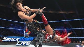 Ember Moon vs. Sonya Deville: SmackDown LIVE, June 25, 2019