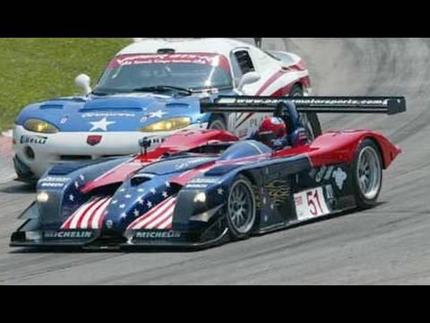 New Panoz Production Vw Phaeton Panamera Race Car 06 08 2010 You
