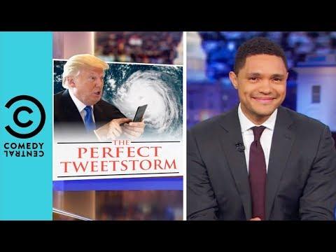 Hurricane Trump Has Hit Washington DC | The Daily Show With Trevor Noah thumbnail