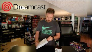 The Sega DreamQuest - Episode #16 - Rare & Expensive Dreamcast Pickup!