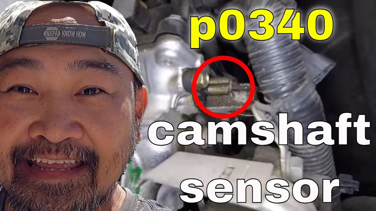Easy Not P0340 Camshaft Sensor Replacement Nissan Xterra