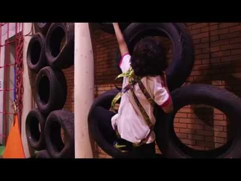 Vertigo Climbing Wall   Training Video   Three Motion