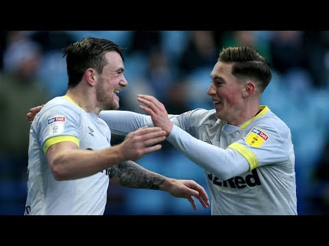 SHORT MATCH HIGHLIGHTS | Sheffield Wednesday 1-2 Derby County