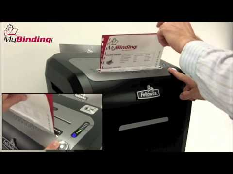 Reviewing the Fellowes MS-460Cs Micro Cut Shredder - 3246001