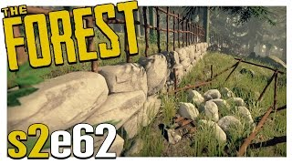 THE GREAT WALL | The Forest Gameplay S2E62 (Alpha v0.26)