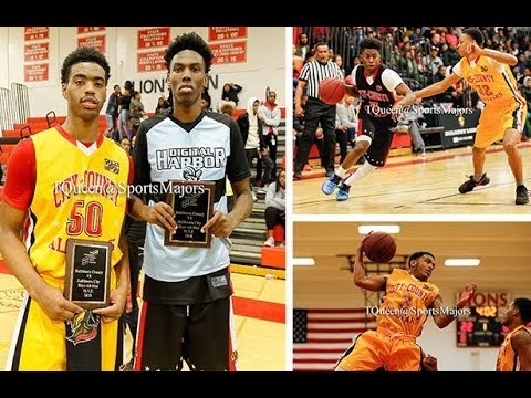 City Versus County in Baltimore Area High School All Star Game