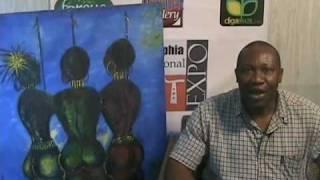 Amachi Omenihu Visual Artist - October Gallery