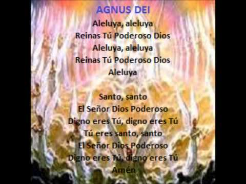 Agnus Dei Marcos Barrientos (Agnus Dei Michael W. Smith Spanish version)