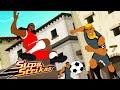 Gambar cover S5 E 1 - 3 COMPILATION! | SupaStrikas Soccer kids cartoons | Super Cool Football Animation | Anime