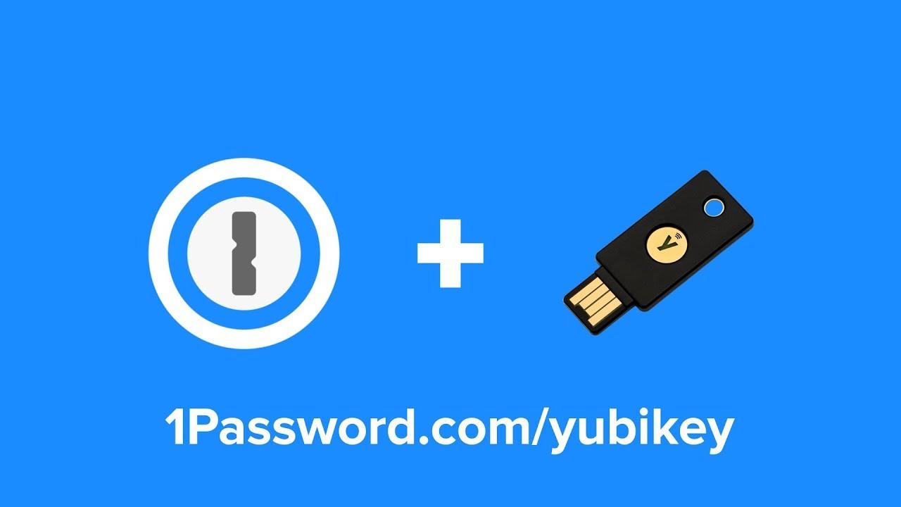 1Password | Yubico