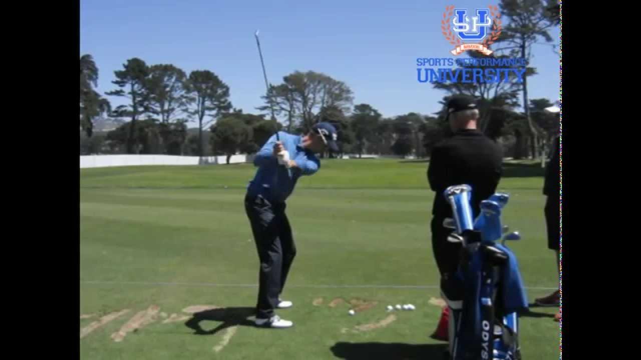 Henrik Stenson Golf Swing 2015 Iron