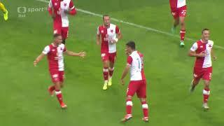 FK Teplice – SK Slavia Praha   0-3  25.8.2018 -  Dohráno