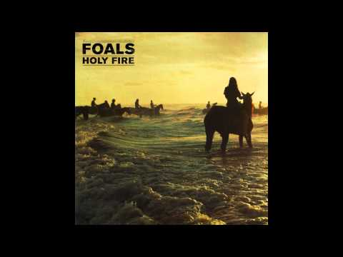 Foals- Milk & Black Spiders (HD)