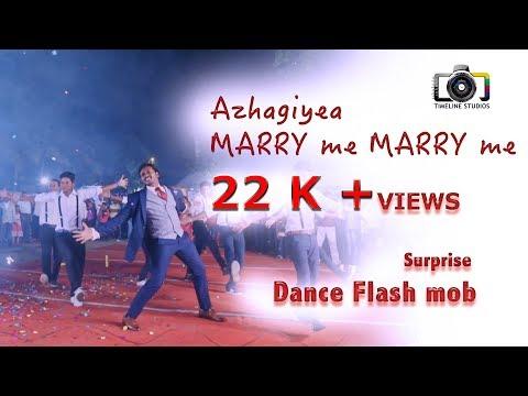 Kaatru Veliyidai - Azhagiye    Wedding Highlights - Mass Mapillai