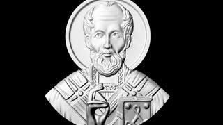 Моделирование кулона с Св. Николаем