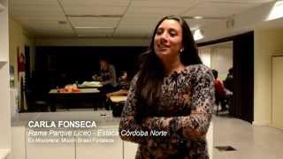 Entrevista a Carla Fonseca