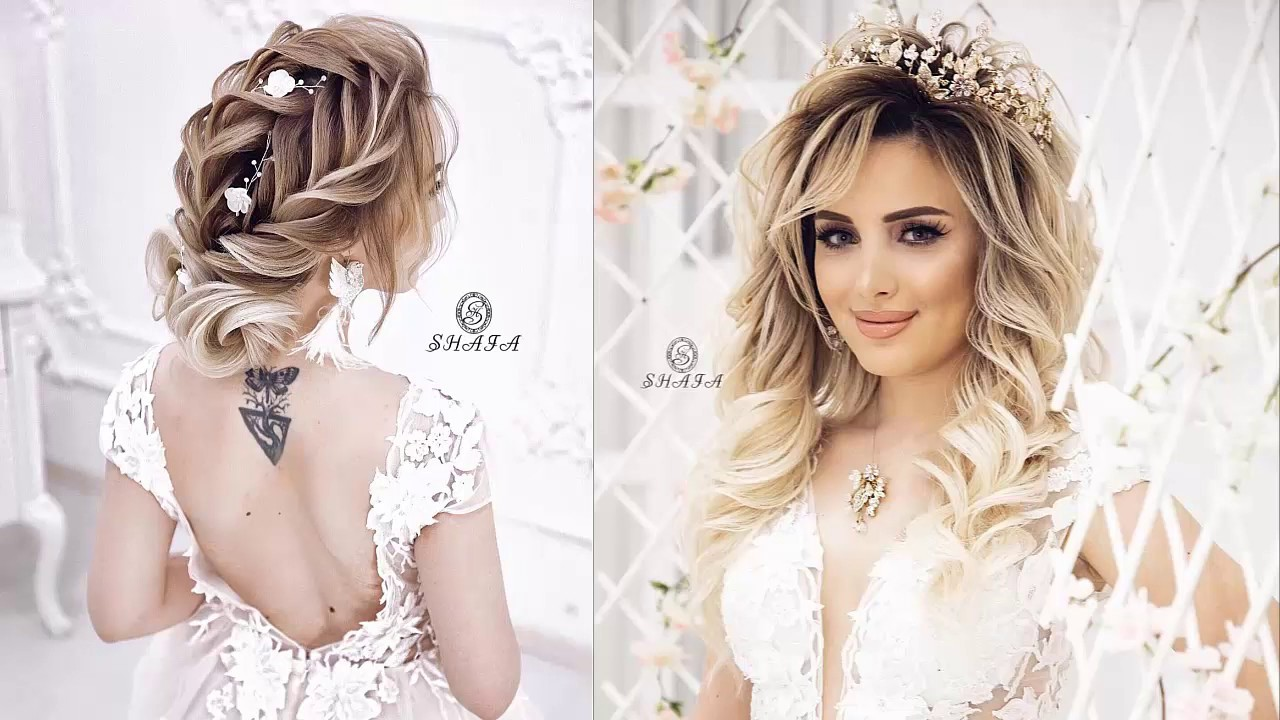 Amazing Bridal Hairstyles 2019 New Wedding Hairstyles Best