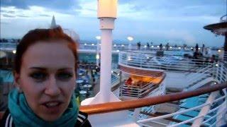 видео Круиз по Средиземному морю