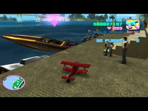 GTA Vice City Bombs away(easy pass)