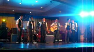 Sir Cliff Lilangan and Company (Ü-Night 2012, College Ball)