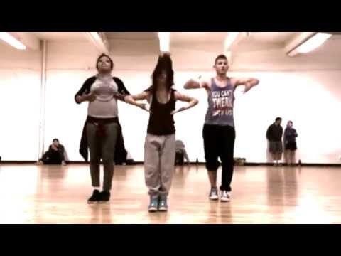 """Cold Sweat"" - Tinashe (Choreography)"