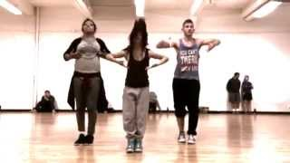 """Cold Sweat"" - Tinashe (Choreography)"
