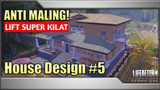 Desain Rumah Manor 9 (Mansion) Lifeafter House Design