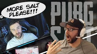 THIS PUBG STREAMER IS THE SALTIEST OF ALL TIME! (Playerunknown's Battlegrounds)