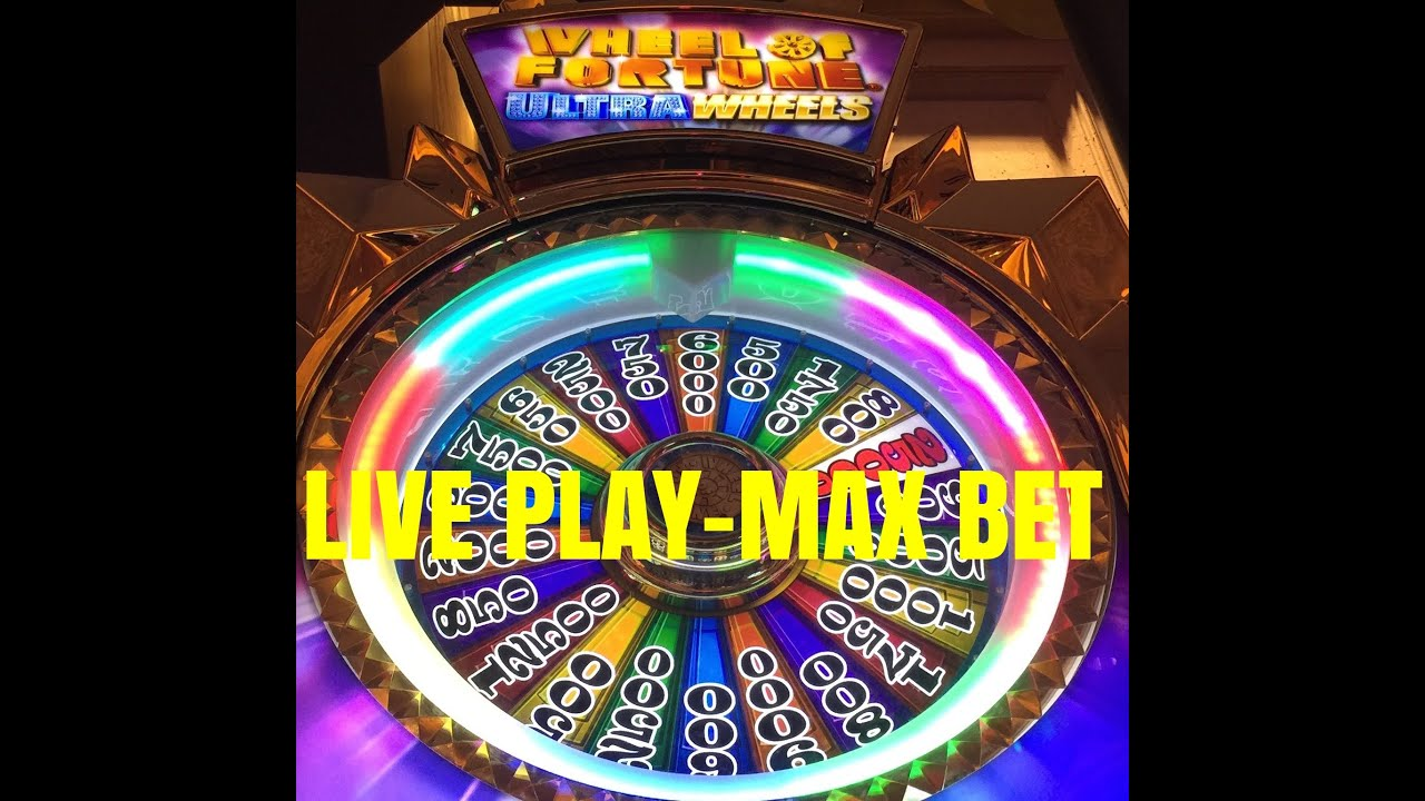 Where Can I Buy A Wheel Of Fortune Slot Machine