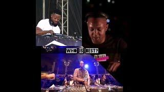 Who is better on echo effects 2019 - 2020: Dj Prince Kaybee, Shimza or Black Coffee