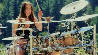 TOOL - FORTY SIX & 2 - DRUM COVER BY MEYTAL COHEN thumbnail