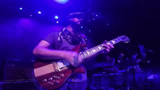 Eyes of the World: The Fox Theater, Oakland, CA 2016-11-12