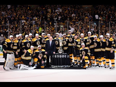 Road to the 2013 Stanley Cup Final - Boston Bruins vs Chicago Blackhawks