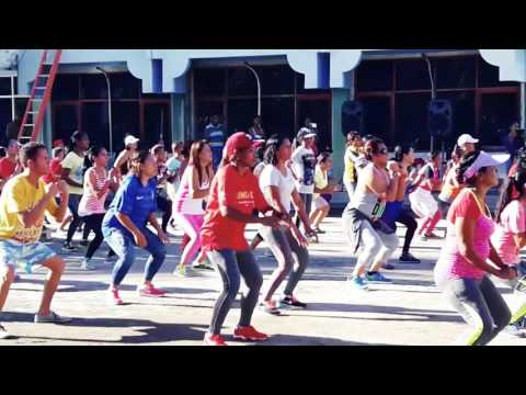 Zumba Dili iha RTTL.EP 2017