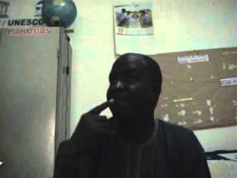 Entrevista Abdoulaye Mbow