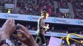 One Direction - Best Song Ever - Norway, Ullevaal Stadion 19th Of June 2015