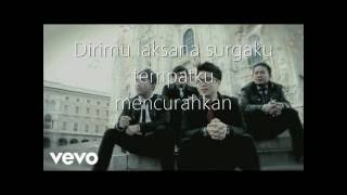"yovie and nuno ""laksana surgaku"" Mp3"