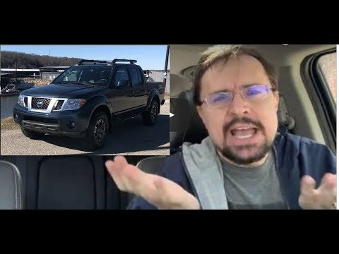 2019 Nissan Frontier review, still staying strong? A solid truck, starting at 18.9K US