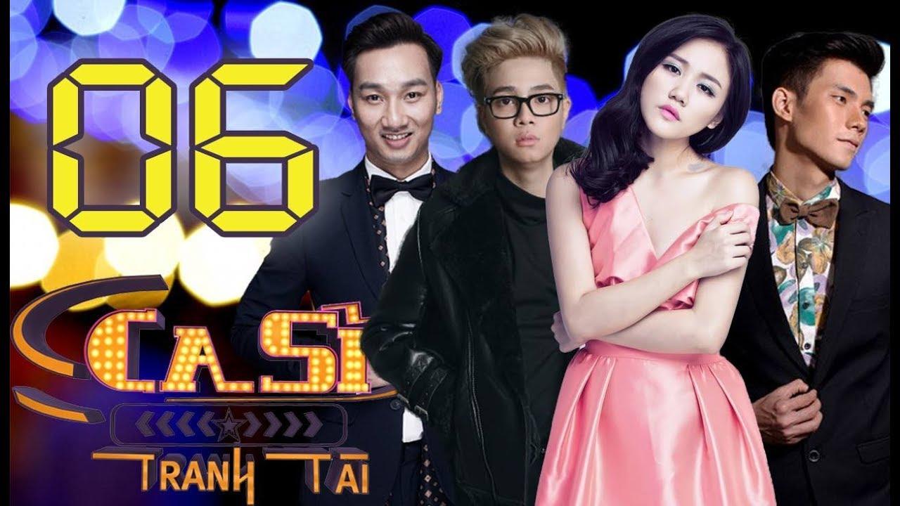 OFFICIAL | CA SĨ TRANH TÀI VTV3 Full - Tập 6 | Nhan Phúc Vinh, Văn Mai Hương, Bùi Anh Tuấn