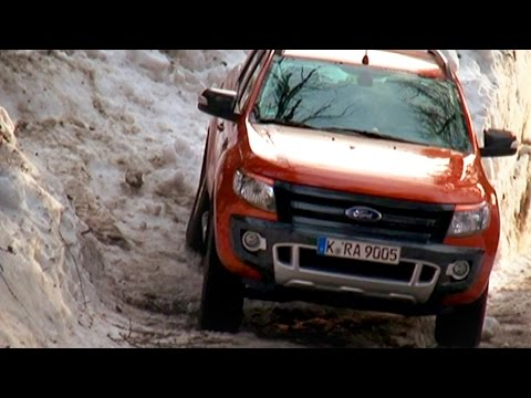 How To Survive A Night Stranded In A Truck - Fifth Gear