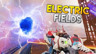 *NEW* ELECTRIC FIELDS APPEARING!? | Best Apex Legends Funny Moments and Gameplay - Ep.220