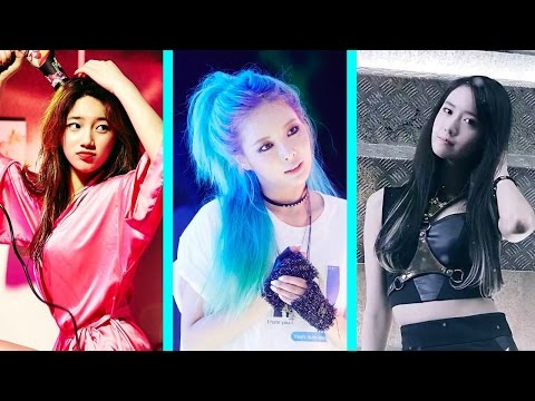 [TOP30] Face of the group in Kpop Girl Groups