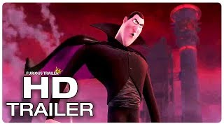HOTEL TRANSYLVANIA 3 Dracula Vs Giant Octopuses Trailer (NEW 2018) Animated Movie HD