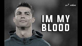 Cristiano Ronaldo ❯ Shawn Mendes In My Blood | Skills & Goals | HD