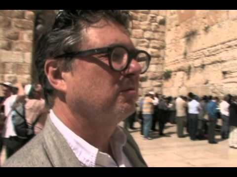On the Road with Bob Holman: Israel and the West Bank