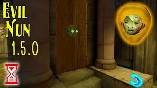 Обновление! Нашёл все священные камни и собрал Маску | Evil Nun 1.5.0