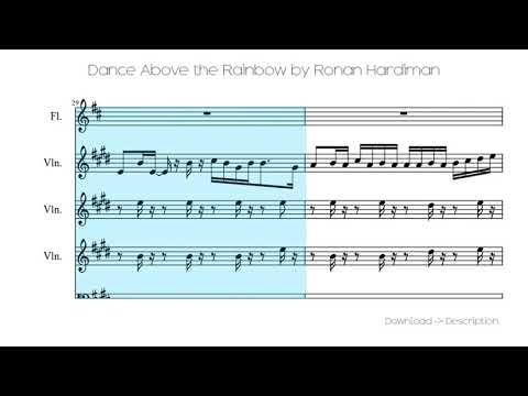 Dance Above The Rainbow By Ronan Hardiman